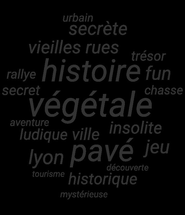 nuage de mots Fourvière
