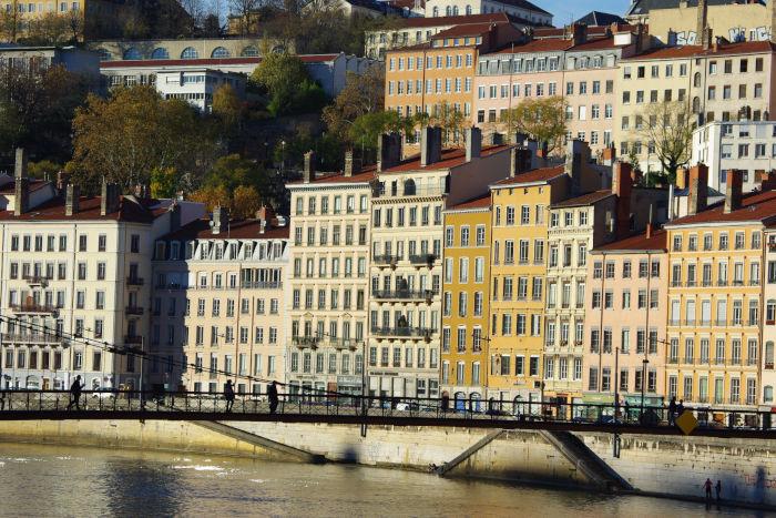 Lyon Pentes de la Croix-Rousse